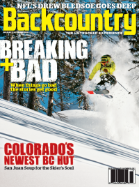backcountry magazine november issue